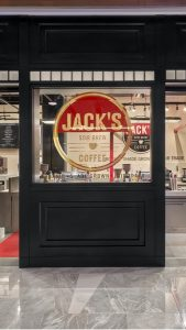 Jack's Stir Brew - Hudson  Yards